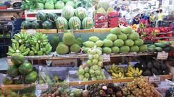 """Tràn vào chợ Việt, trái cây Thái Lan dần """"át"""" hàng Trung Quốc"""