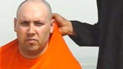 SỐC: Chiến binh Hồi giáo tung clip chặt đầu nhà báo Mỹ thứ 2