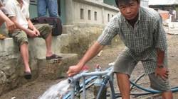Phú Yên: Giếng khoan phun nước bất thường