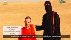 Lộ tin IS tính chặt đầu con tin người Anh vào ngày 20.9