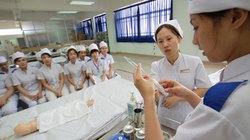 Tạm dừng mở mới các ngành Điều dưỡng, Dược sĩ, Y sĩ trình độ trung cấp