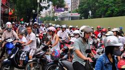 Xem xét đề xuất đổi giờ cấm ô tô lưu thông tuyến Cầu Giấy-Xuân Thủy