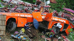 Tai nạn thảm khốc ở Lào Cai: phanh vẫn tốt, tai nạn do ta-luy yếu?