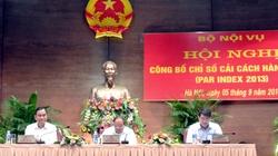Bộ GTVT và Đà Nẵng đứng đầu bảng chỉ số cải cách hành chính