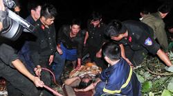 """Lào Cai """"đính chính"""" lại số người thương vong trong vụ xe khách lao xuống vực"""
