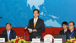 Thủ tướng Nguyễn Tấn Dũng dự khai mạc Hội nghị Bộ trưởng APEC