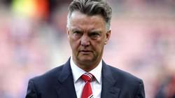 Rộ tin đồn Van Gaal sắp bị M.U sa thải
