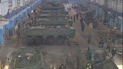 """Ukraine """"hồi sinh"""" gần 500 xe tăng, xe bọc thép"""
