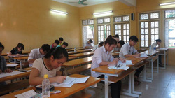 Tổ chức một kỳ thi quốc gia: Học sinh, giáo viên vẫn hoang mang