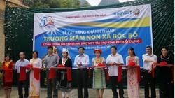 Bảo Việt: Đầu tư gần 44 tỷ đồng cho huyện Pác Nặm (Bắc Kạn)