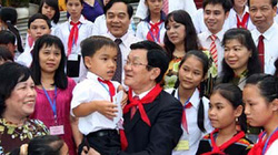 Chủ tịch nước chúc mừng thiếu niên, nhi đồng nhân Tết Trung thu
