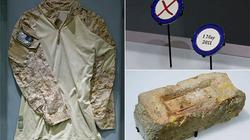 Triển lãm hiện vật về cuộc đột kích tiêu diệt bin Laden