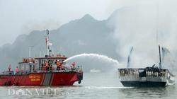 Những phương tiện tối tân nào tham gia cứu nạn trên vịnh Hạ Long?