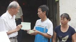 Doanh nhân tặng ông Chấn 100 triệu đồng là người thế nào?