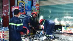 Quảng Bình: Cửa hàng bách hóa cháy ngùn ngụt, thiệt hại hàng trăm triệu đồng