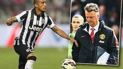 """Điểm tin sáng 9.9: Vidal """"gieo sầu"""" cho M.U, Nasri hạ thấp Arsenal"""