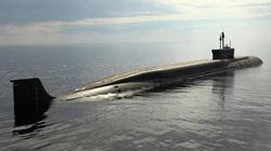 Nga phóng tên lửa đạn đạo Bulava từ tàu ngầm hạt nhân