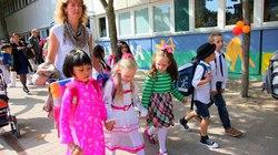 Trẻ em Việt ở Đức rộn ràng ngày khai trường