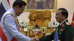 Hoàng gia Thái trao Huân chương cho Tổng tham mưu trưởng QĐND Việt Nam