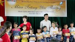 PUSHMAX và GENVIET trao 9.000 phần quà cho trẻ em nghèo