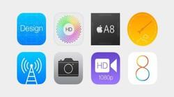 """Những tính năng """"hút hồn"""" người dùng của iPhone 6"""