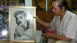 Tuyệt kỹ tranh khói và những Marilyn Monroe, Mona Lisa... của lão nông Đồng Nai