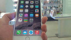 NÓNG: iPhone 6 Plus bất ngờ xuất hiện tại Hà Nội