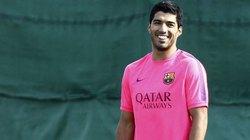 """Điểm tin sáng 11.9: Suarez đá trận El Clasico, M.U tiếp tục tạo """"bom tấn"""""""