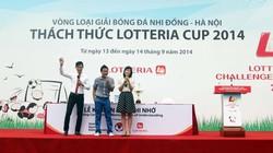 Lotteria Challenge Cup 2014: Đội vô địch sẽ tranh giải Super Cup tại Hàn Quốc