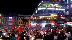 Bắt 2 đối tượng trong đêm cổ động viên ăn mừng U19 Việt Nam chiến thắng