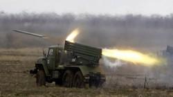 Phe nổi dậy vừa phóng loại rocket nào vào sân bay Đông Ukraine?