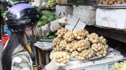"""Trái cây Thái Lan """"tung hoành"""" chợ Việt"""