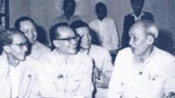 Bác sĩ Trần Hữu Tước theo Bác Hồ về nước làm cách mạng