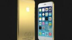 Chiếc iPhone 6 nạm vàng, kim cương đắt nhất thế giới