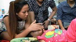 Người giải cứu tình nguyện nhận nuôi bé 3 tuổi bị bố mẹ đánh trọng thương