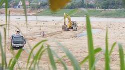 Quảng Ngãi: Xã làm ngơ cho doanh nghiệp khai thác cát trái phép?