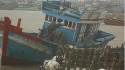 3 ngư dân bị đứt gân, khó thở, hôn mê khi tránh bão