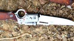 Đồng Nai: Cầm dao quay lại giết người tại quán nhậu