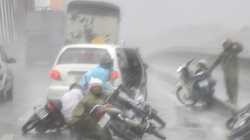 18h chiều nay, cấm xe máy đi qua cầu Bãi Cháy