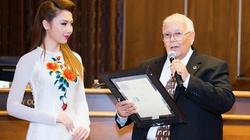Người đẹp gốc Việt Jennifer Chung được vinh danh tại Mỹ