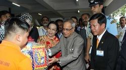 Tổng thống Ấn Độ kết thúc tốt đẹp chuyến thăm Việt Nam