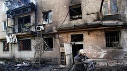 Phe nổi dậy lại dùng rocket đa nòng tấn công vào Đông Ukraine