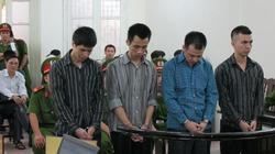 4 cựu công an xã đánh chết người hầu tòa