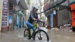 Hà Nội chỉ xảy ra đọng nước do ảnh hưởng của bão số 3