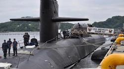 """Mỹ bí mật triển khai 2 """"gã khổng lồ"""" tàu ngầm đến châu Á-Thái Bình Dương"""