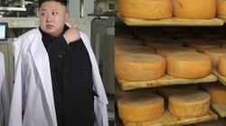 """Ông Kim Jong-un """"nghiện"""" pho mát vì muốn được béo như ông nội?"""
