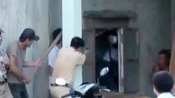 Clip: Giang hồ cố thủ, xả súng chống trả cảnh sát như phim ở Bình Thuận