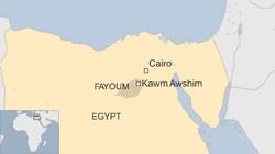 Rơi máy bay tại Ai Cập, 6 người thiệt mạng