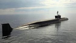 """Mỹ """"rùng mình"""" trước tàu sức mạnh tàu ngầm Nga và Trung Quốc"""