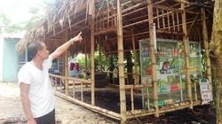 Thanh Hóa: Sau khi bị đòi nợ, quán nhà dân bốc cháy trong đêm